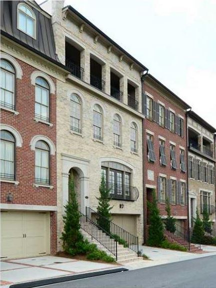 The Battery On Paces Vining Luxury Townhomes