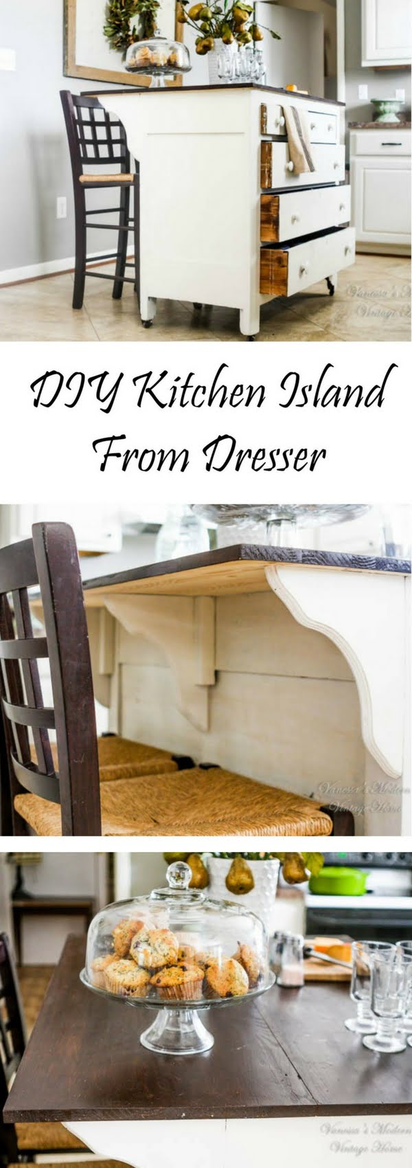 25 Easy Diy Kitchen Island Ideas
