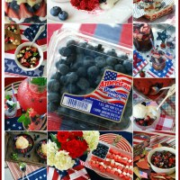 12 Patriotic Recipes to Celebrate the Red, White and Blueberry!