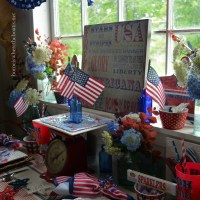 Memorial Day Celebration: Oh My Stars and Stripes!