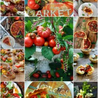 Muffin Pan Tomato Tarts and Summer Tomato Recipe Round-Up!
