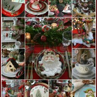 'Tis the Season: Christmas Table Round-Up!