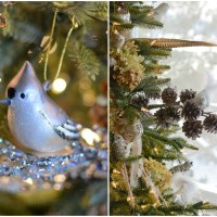 A Winter Nesting Tree