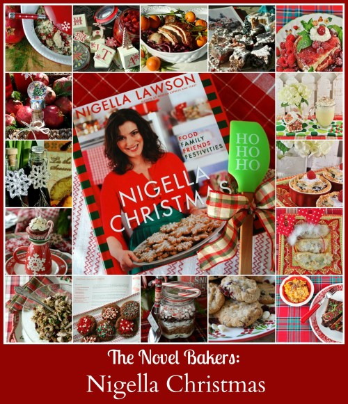 Novel Bakers Nigella Christmas