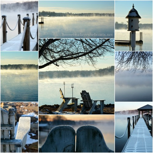Lake Norman Steam Fog