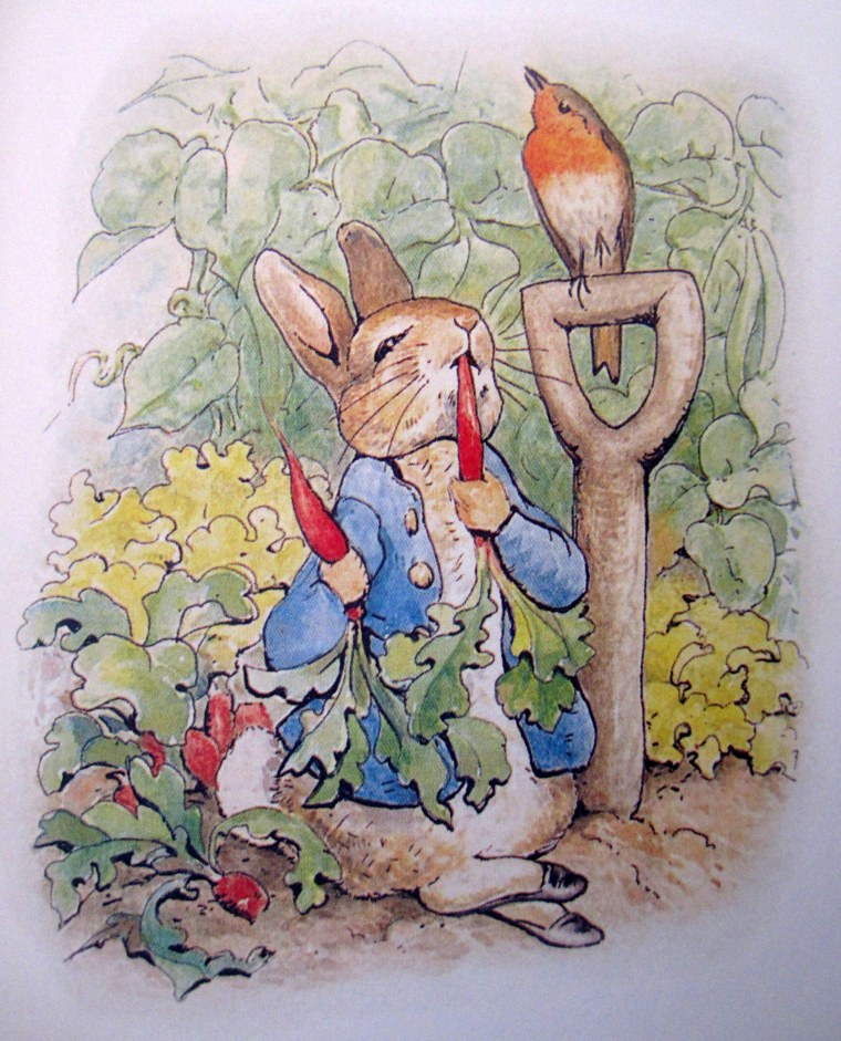 Peter Rabbit, Beatrix Potter The Complete Tales
