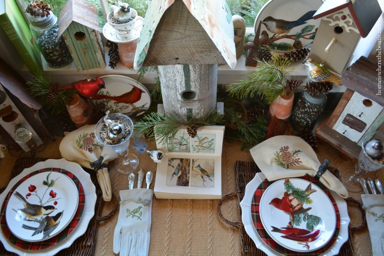In The Potting Shed Winter Nesting And Giveaway Home Is Where The Boat Is