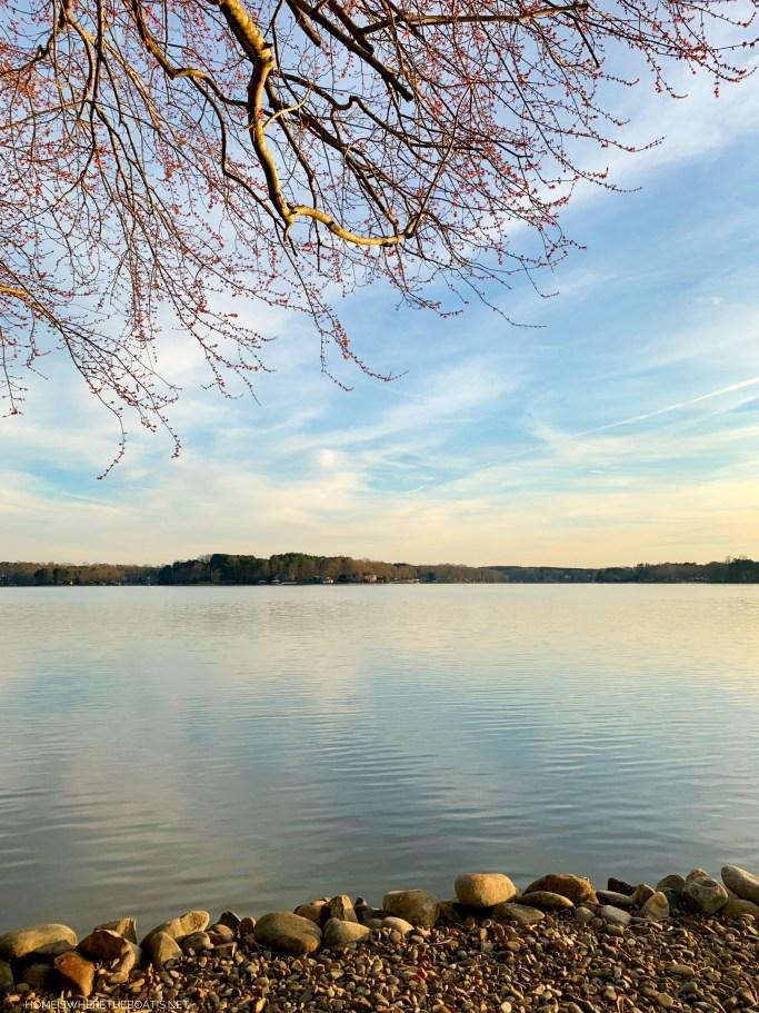 Weekend Waterview Lake Norman February | ©homeiswheretheboatis.net #LKN #lake