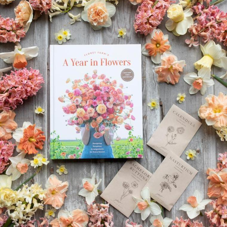Floret Farm's A Year in Flowers + Giveaway