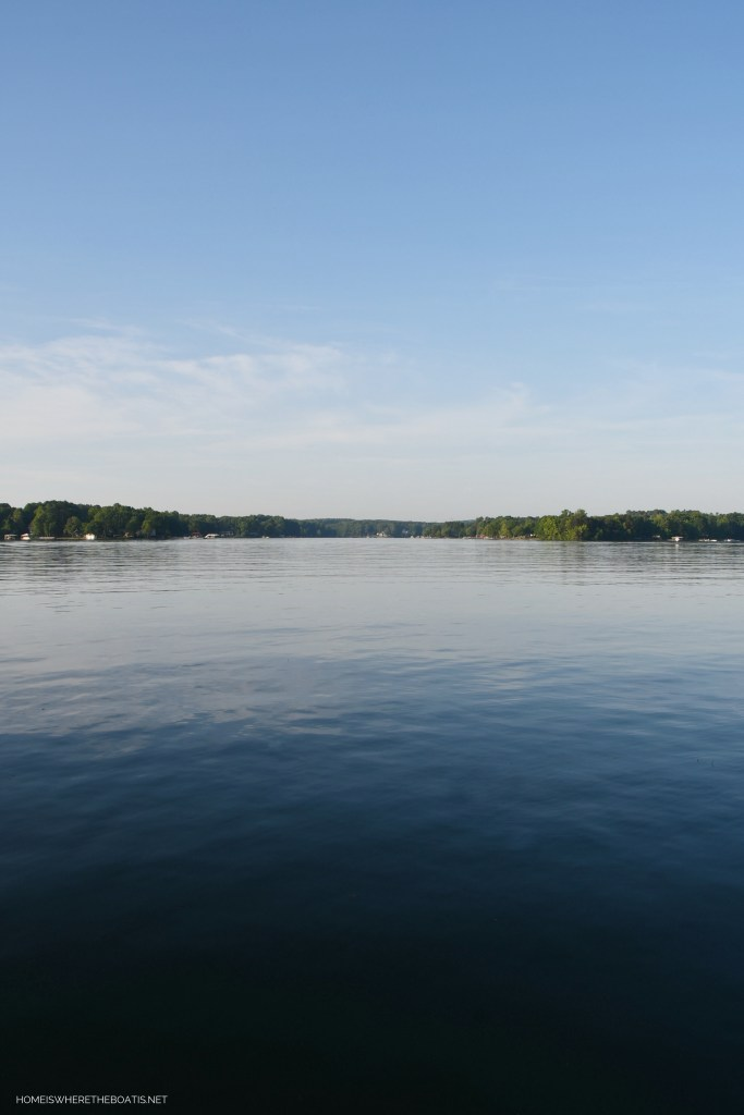 Lake Norman | ©homeiswheretheboatis.net #lake