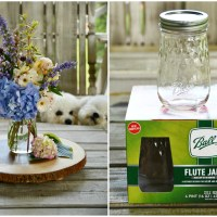 Have a Ball: Flute Jar Giveaway