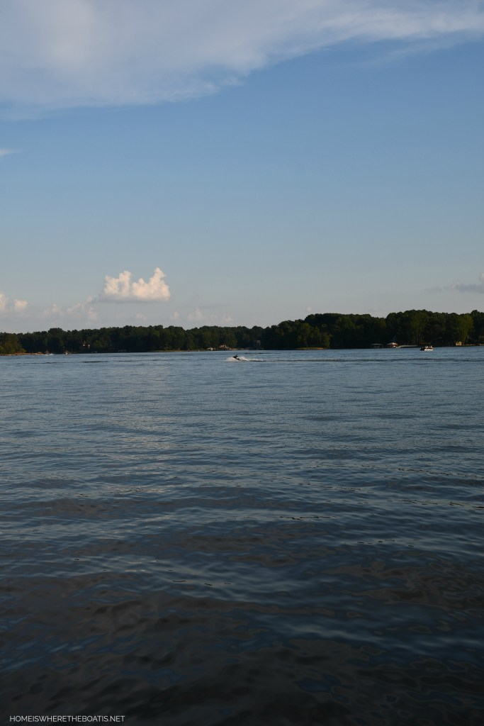 Weekend Waterview Lake Norman | ©homeiswheretheboatis.net #lake