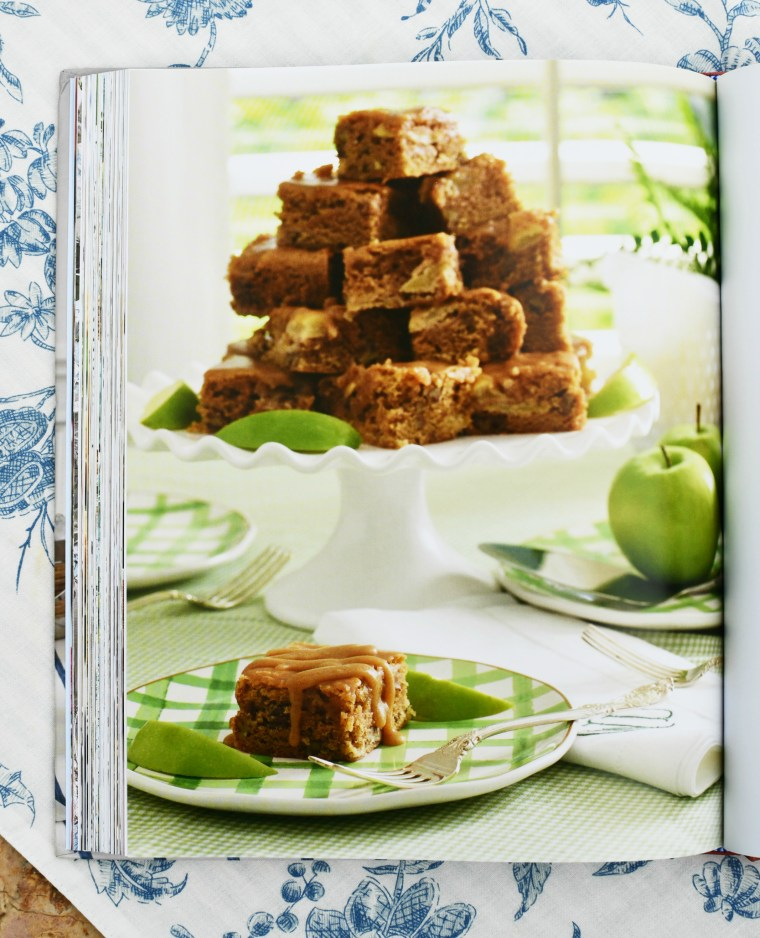 Shenandoah Valley Apple Cake | The Southern Entertainer's Cookbook
