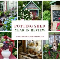 Around the Potting Shed: Year in Review