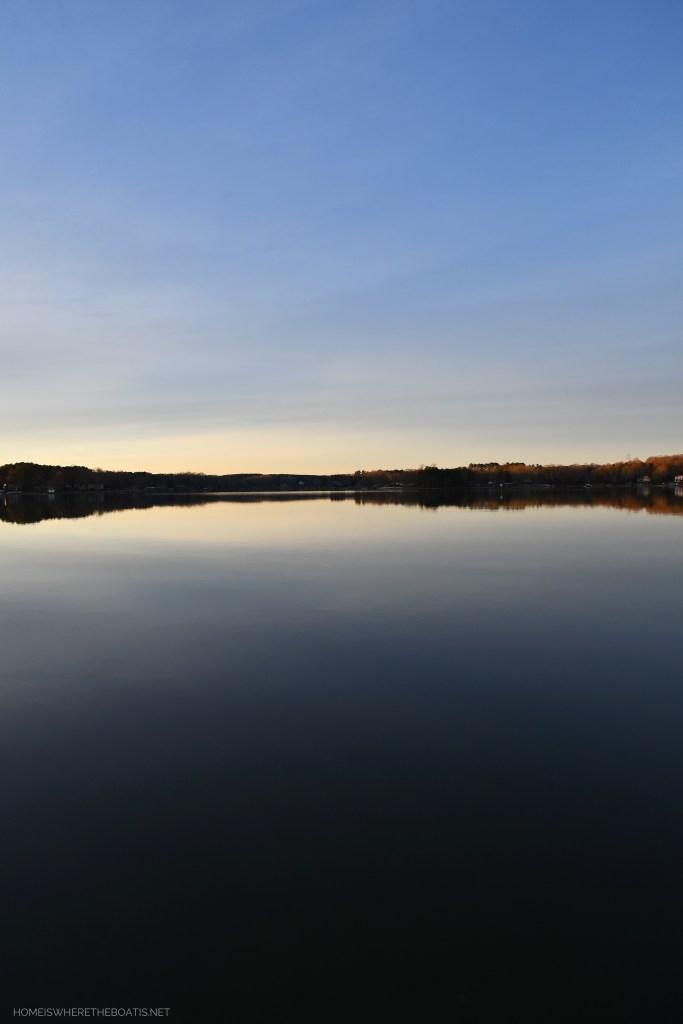 Weekend Waterview | ©homeiswheretheboatis.net #lakenorman