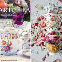 Victoria: The Art of Tea Recipes & Rituals + Giveaway