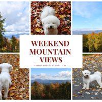 October Weekend Mountain Views