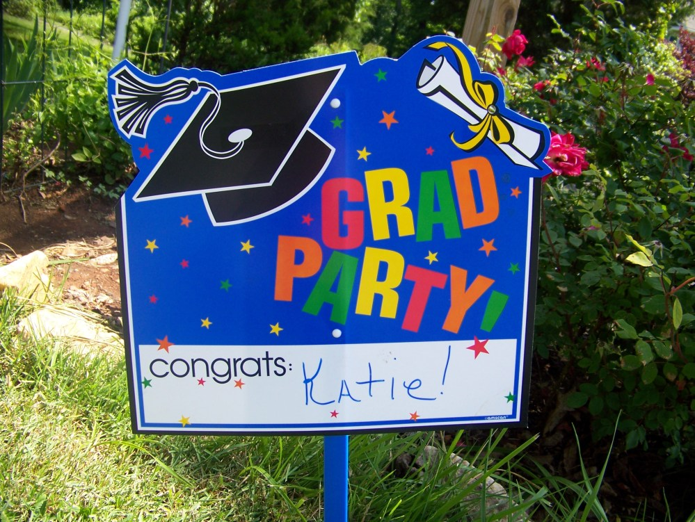 Katie's Graduation Party (4/6)