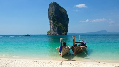 Krabi island hopping | Travel blog about Southeast Asia ...