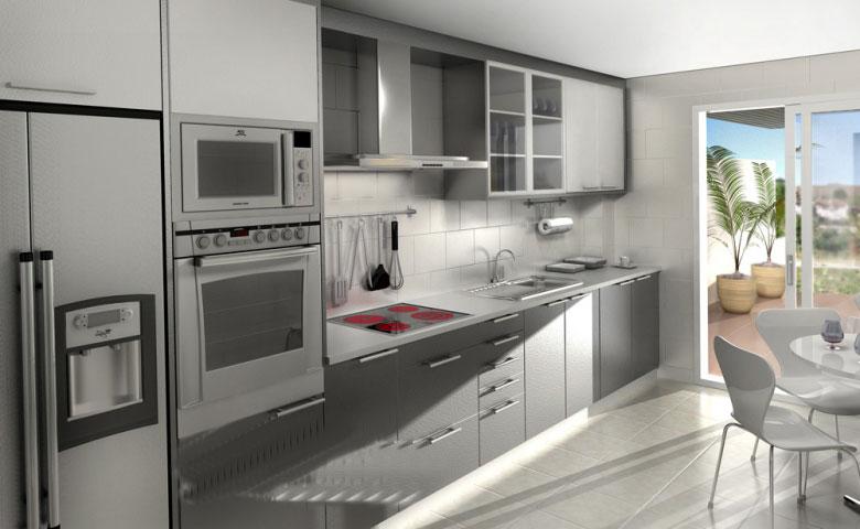Most Beautiful 3D House Interiors Design