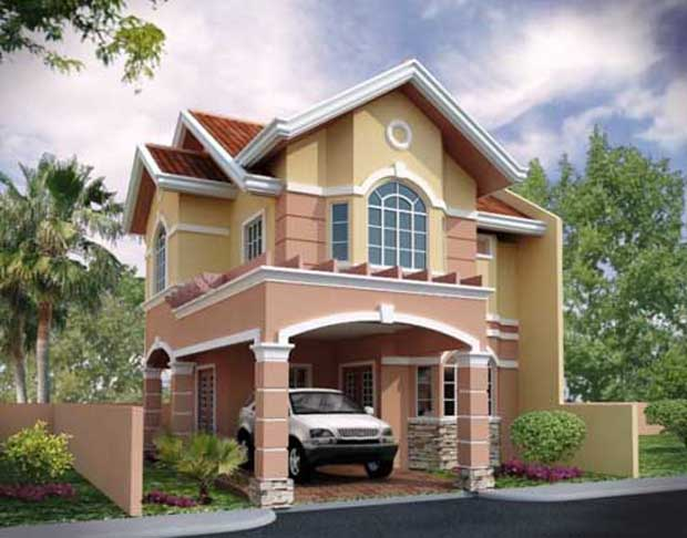 Beautiful Collection Of 3D House Designs By Architect