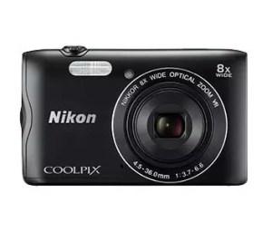 Nikon Coolpix A300 20 MP Point and Shoot Camera