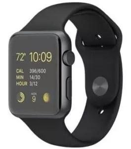 Estar A1 Black Bluetooth Smart Watch