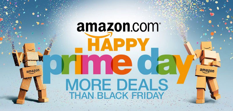 Amazon Prime Day 2017 Is Live Now – Find Best Deals Today
