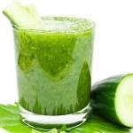 Cucumber Basil Juice