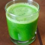 Cucumber Parsley Juice