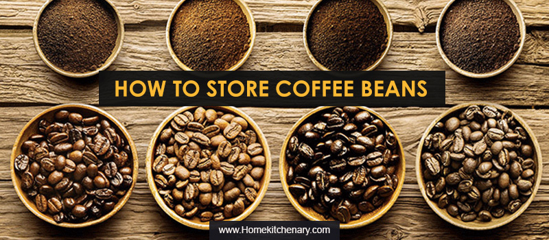 How To Store Coffee Beans?