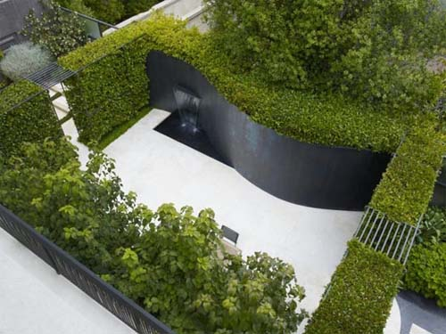 green landscape 1 Green Landscape Design by Lutsko Associates