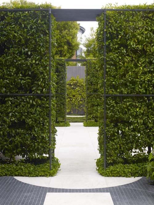 green landscape 5 Green Landscape Design by Lutsko Associates