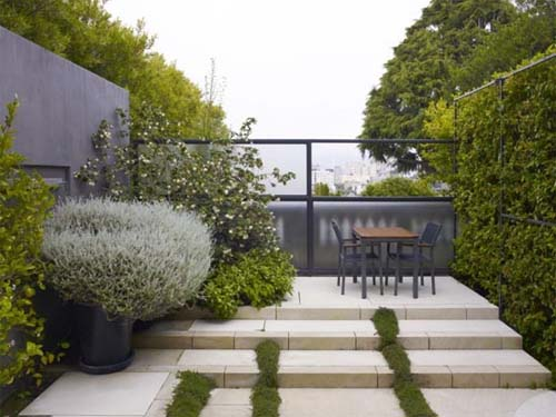 green landscape 9 Green Landscape Design by Lutsko Associates