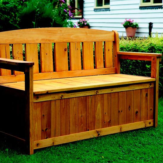 garden-storage-ideas-Garden-storage-bench