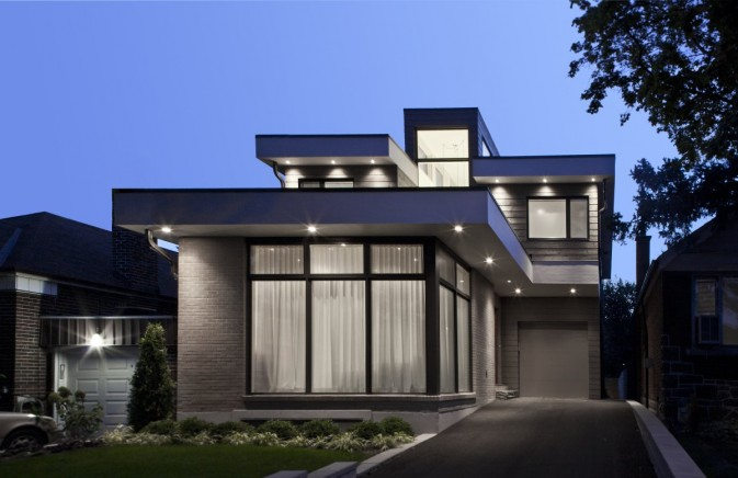 1 the 360 winnett house in toronto by altius architecture The 360 Winnett House in Toronto by Altius Architecture