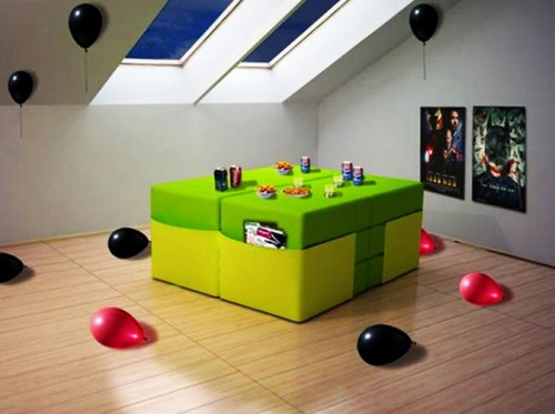 5 modern furniture for small rooms Modern Furniture For Small Rooms