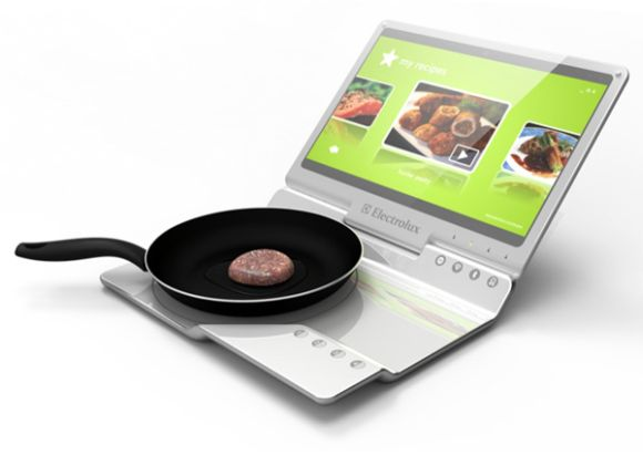 1 mobile kitchen concept by electrolux Mobile Kitchen Concept by Electrolux