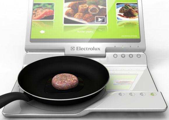 2 mobile kitchen concept by electrolux Mobile Kitchen Concept by Electrolux