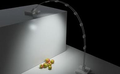 4 geco lamp blends wall floor lamp Geco Lamp Blends   Wall & Floor Lamp