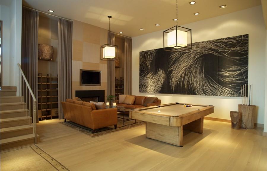 Billiards Room Interior Design Tips And Ideas Home