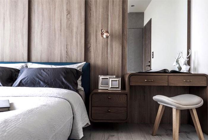Woodscape Super Naturalistic Apartment Interior Design