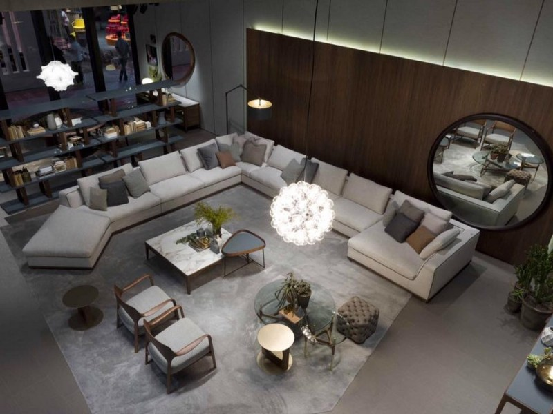 Best of Furniture at Salone del Mobile 2017 in Milan  Part 1   Home     3 2 Porada new collection of contemporary style