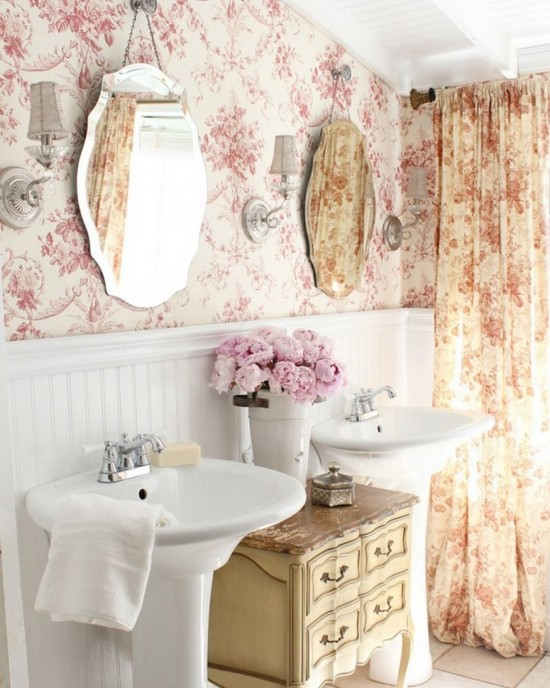 How To Create A Vintage Style Bathroom P1 Home