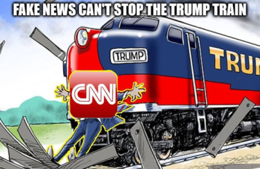 Fake News Derails The Liberal Media But Not The Trump Train Mb50 S Liquid Mud Rant