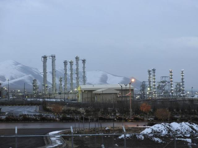 Iran Breaks Uranium Stockpile Limit