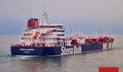 Iran Seizes British Oil Tankers and Crew