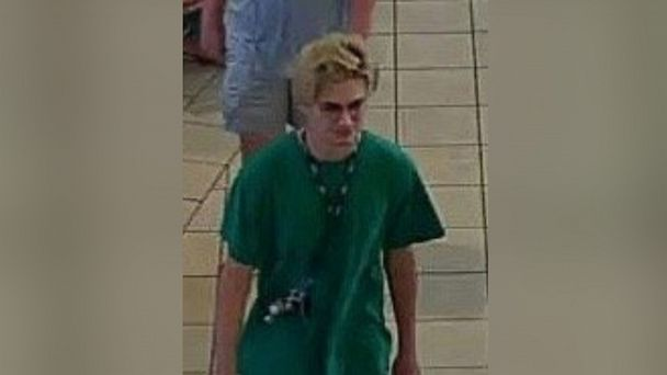 Police Search for Mall Stampede Suspect
