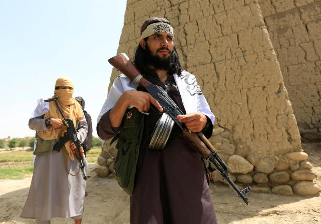 Taliban Issues Warning After Peace Talks Nixed