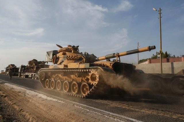 Trump Threatens Turkey with 'Big Sanctions'